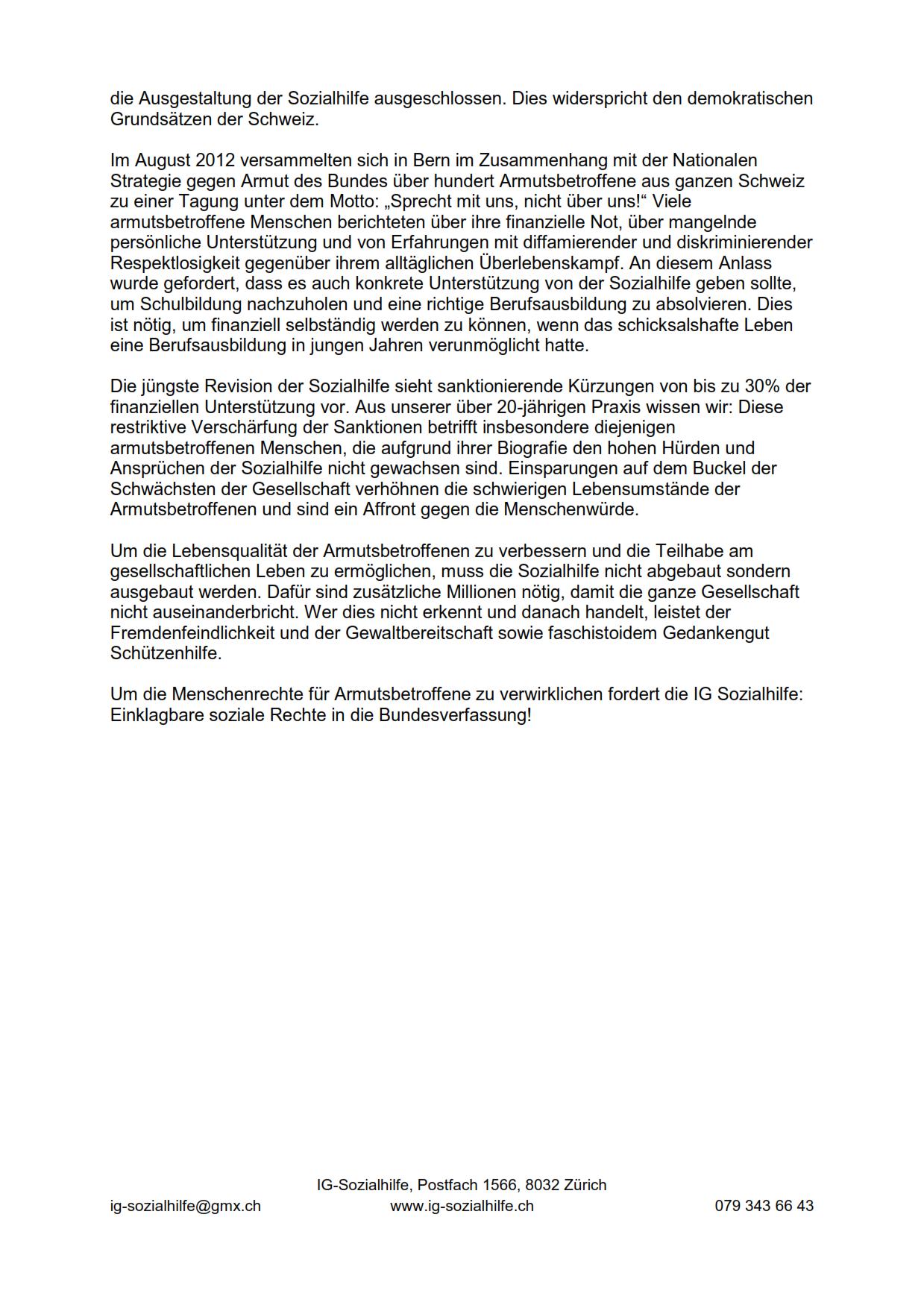 Medienmitteilung IGS Revision Sozialhilfe September 2015_002