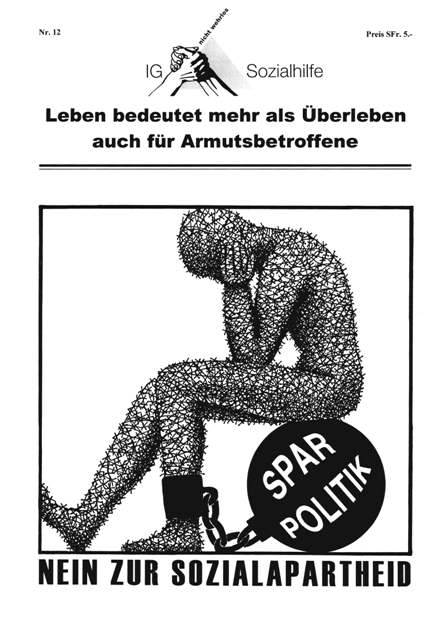 IG-Zeitung, Titelblatt, Nr. 12, 2007