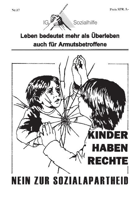 IG-Zeitung, Titelblatt, Nr. 17,